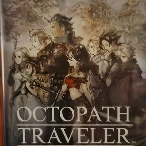 Octopath Nintendo Switch for Sale in Hoquiam, WA