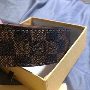 Louis Vuitton Belt for Sale in Eastman, GA