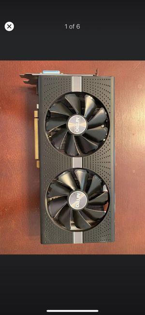 Rx 580 Nitro 8GB for Sale in Kingsburg, CA
