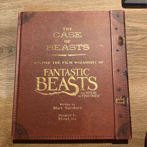 Fantastic Beasts Film Book for Sale in Dearborn, MI