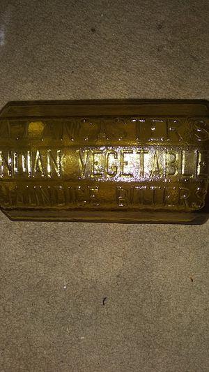 A. Lancaster's Indian vegetable jaundice bitters. Col. Sam Johnson proprietor Richmond, VA 1852 for Sale in Kernersville, NC