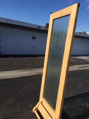 Brand new maple wood door for a great price yes still available 30. X80 for Sale in Anaheim, CA