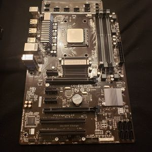 Gigabyte motherboard with AMD FX 6300 for Sale in Thornton, CO