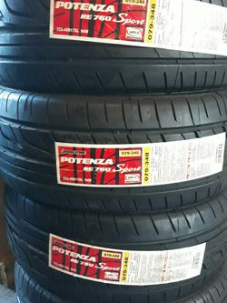 4 new tires! 225 45/17 🔥 for Sale in Orlando,  FL