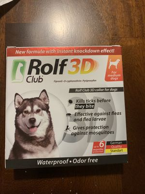 Rolf 3D club collar for Sale in Naples, FL