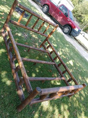Solid wood bedframe for Sale in Red Oak, TX