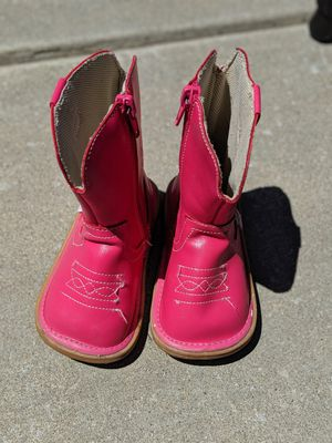 Little girls boots for Sale in Gilroy, CA
