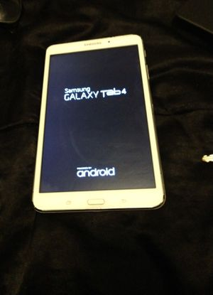 SAMSUNG galaxy Tab 4 8 inch tablet wifi 16GB+ SD CARD SLOT IN GOOD CONDITION for Sale in San Diego, CA