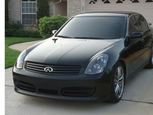 Family Car Infiniti G35 2OO3 3.5 V6 .RWDWheels Low Miles for Sale in Oklahoma City, OK
