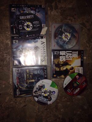 PS3 games for sale for Sale in North Bethesda, MD