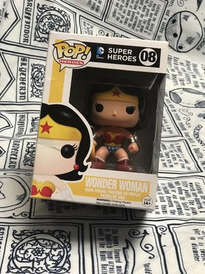 Wonder Woman 08 DC Comics POP! Collectible for Sale in Clearwater, FL