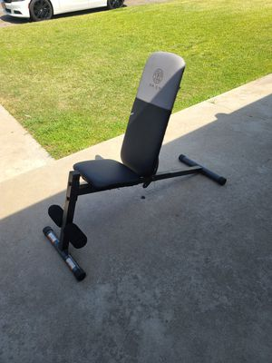 Weight bench for Sale in Riverside, CA