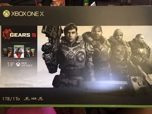 Xbox One X 1 TB for Sale in St. Louis, MO