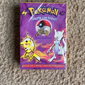 (SPA) Pokemon Zap Theme Deck! (Sealed*) for Sale in Royersford, PA
