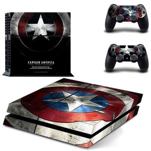 Captain America : First Avenger PS4 Vinyl Skin for Sale in Chico, CA