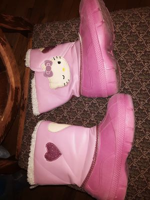 Girls winter boots for Sale in Worcester, MA