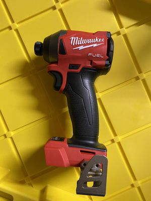 Milwaukee M18 fuel brushless impact driver TOOL ONLY for Sale in San Jose, CA