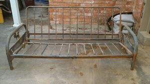 Metal sofa/day bed frame for Sale in Weslaco, TX