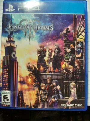 Kingdom Hearts 3 for Sale in Scranton, PA