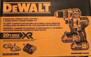 Dewalt 20v drill set for Sale in Pittsfield, MA