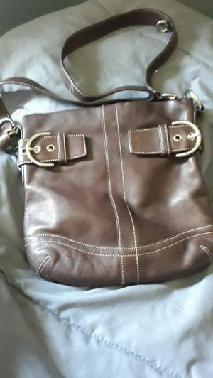 Coach leather purse for Sale in Indianapolis, IN