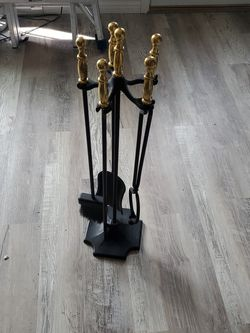 Fireplace Tool Set for Sale in Aurora,  CO