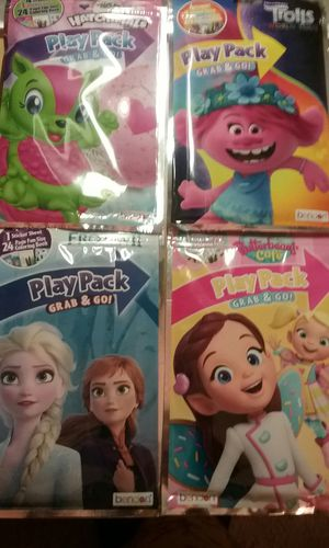 Kids Play Pack Grab & Go for Sale in Largo, FL