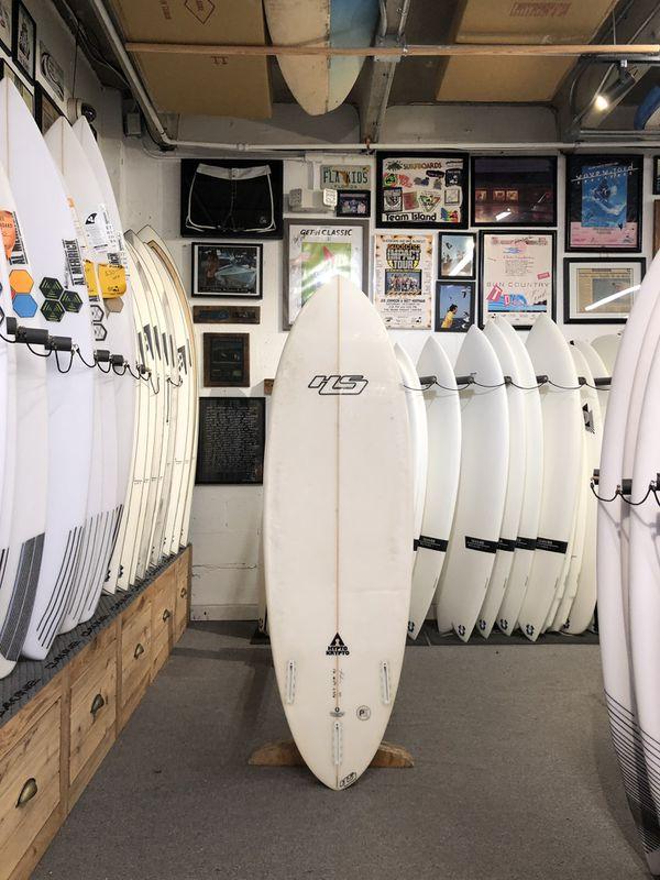 """5'10"""" Hayden Shapes Hypto Krypto PU Surfboard"""