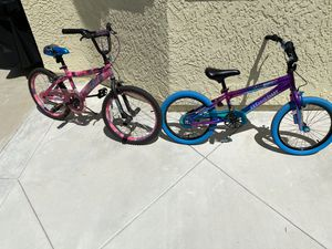 Two bike $50 for Sale in Chino, CA