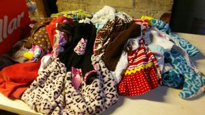 Lot of 3/4 clothing girl for Sale in Waterbury, CT