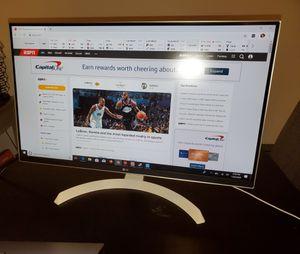 27' LG UHD 4K Monitor for Sale in Washington, DC