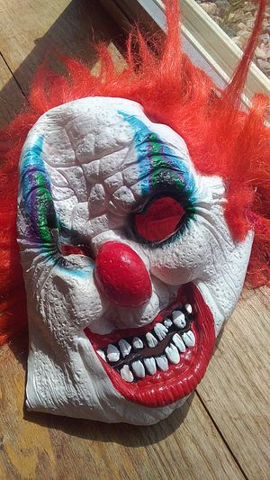 Clown Mask for Sale in Sioux Falls, SD