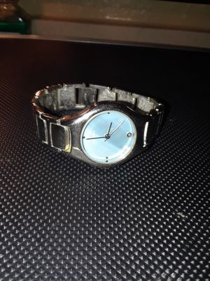 Diamond Accented Ladies Stainless Steel Watch for Sale in Gainesville, FL