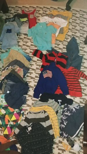 18-24 mo boy clothes lot for Sale in Tustin, CA