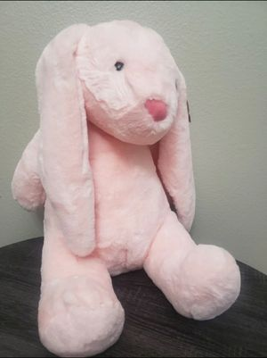 Giant Bunny Rabbit Plush Pink for Sale in Highland, CA