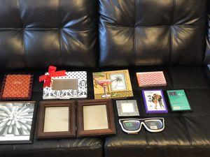 Picture Frames ($1- $8) for Sale in Monroe, LA
