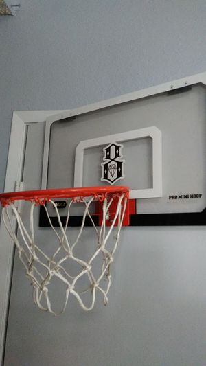 Mini basketball hoop for Sale in Chino Hills, CA