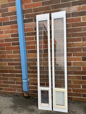 Dog door for sliding door for Sale in Marysville, WA