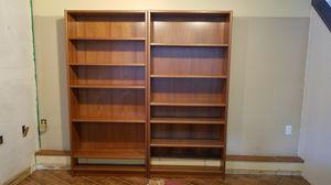 Bookshelves Teak Vaneer for Sale in Beaverton, OR