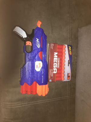 Nerf gun dual strike for Sale in Nashville, TN