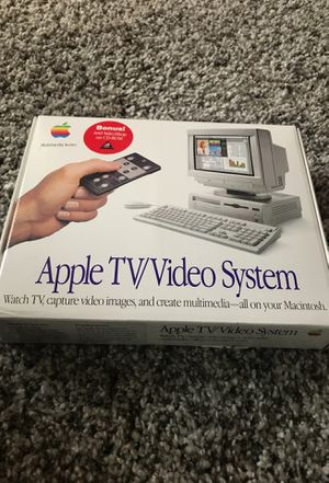 1994 Apple TV/Video System for Sale in Seattle, WA