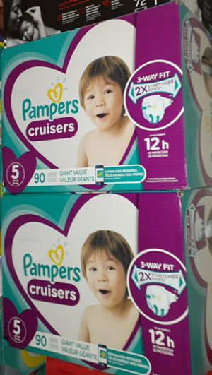 Trade or sale , trades for huggies size 5, 6 or enfamil 12oz for Sale in Los Angeles, CA