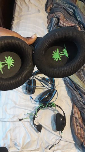 turtle beach headphones for game system for Sale in Miami, FL