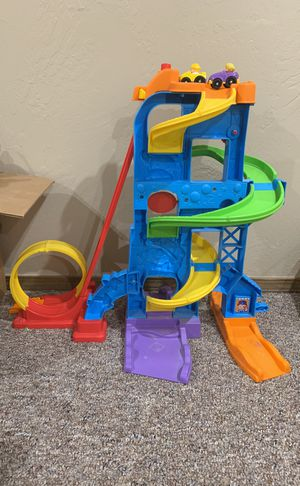 Fisher price musical race track for Sale in Amarillo, TX