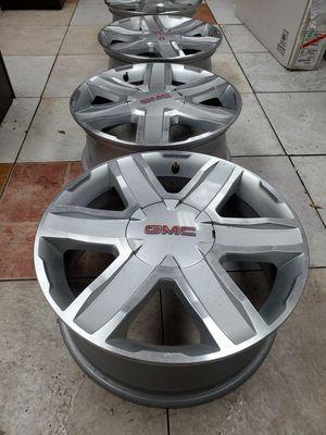 GMC Terrain Aluminum wheels Rims 17x7 - 5449 BRAND NEW 5 lugs for Sale in Orlando, FL