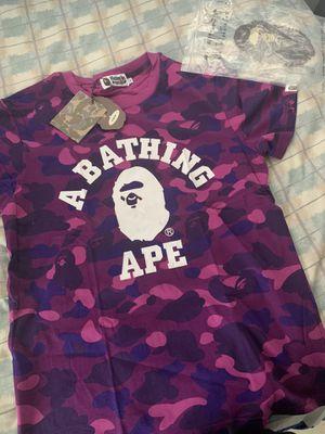 Bape camo t shirt for Sale in Tamarac, FL