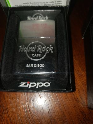 New Hard Rock Cafe Zippo lighters for Sale in Port Orchard, WA