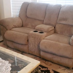 Reclining Couch Set for Sale in Madera, CA