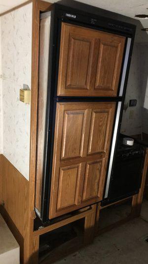 Electric / propane rv camper fridge freezer combo for Sale in Shakopee, MN