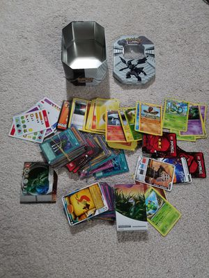 Tin of Cards for Sale in Fairfax, VA